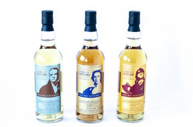 Nieuwe whisky's