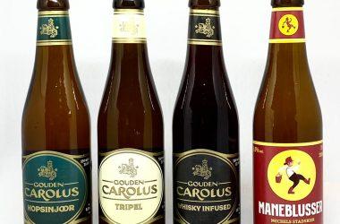 NIEUW! Brouwerij het anker: gouden carolus bieren