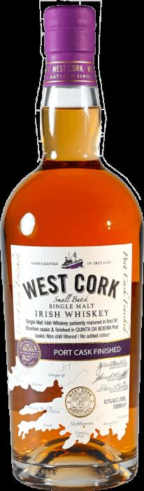 West Cork whisky Port Cask